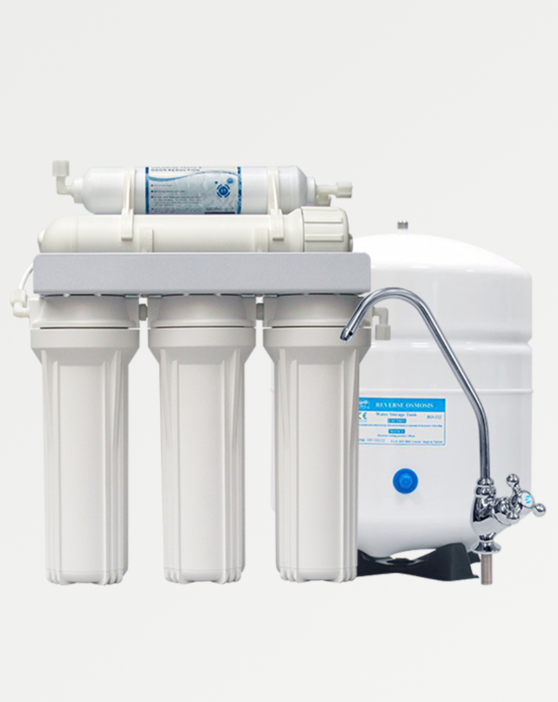 Reverse Osmosis System 75gpd Chinese Variegated